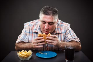 Obese Eating