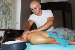 Michal fully qualified remedial therapist Cairns