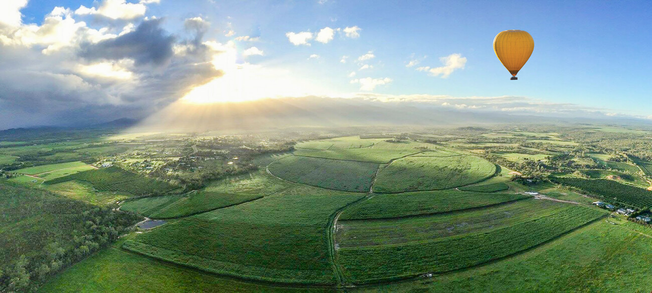 Hot Air Ballooning Mareeba Atherton Tablelands